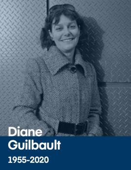 Diane Guilbault 1955-2020.