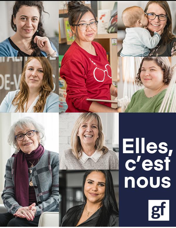 Bannière – Elles, c'est nous