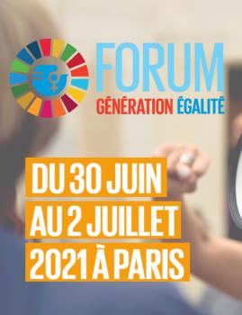 Forum Génération Égalité – Actualité