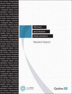 Illustration de la page couverture de la recherche en anglais.