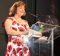 Événement Publique «La présidente au 14e Gala Femmes de mérite»