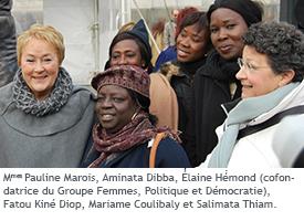 Événement Publique «Le Conseil reçoit une délégation d'Afrique de l'Ouest»