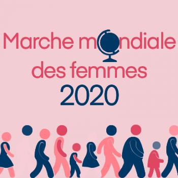Image Instagram du CSF : la Marche mondiale des femmes  2020