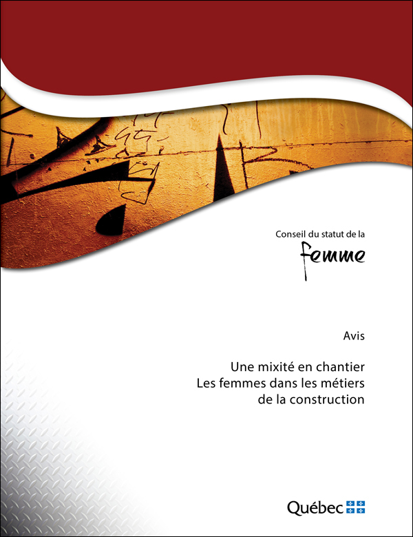 Illustration de la page couverture de l'avis.
