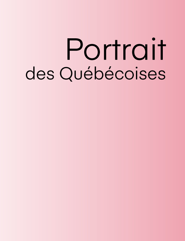 Portrait des Québécoises – Édition 2020 – Femmes et économie